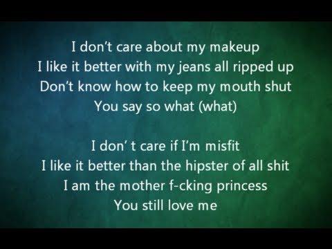 Baixar Avril Lavigne - Rock N Roll Instrumental / Karaoke (Lyrics)