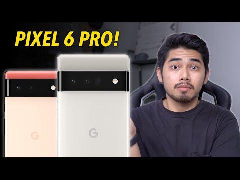 Google Buat Comeback! Pixel 6 Pro Dengan Cip Tensor + Rekaan Baru!
