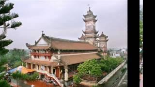 Nhà thờ đẹp nhất Hải Phòng - Giáo xứ Nam Am