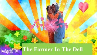 The Farmer In The Dell | Kids Songs |