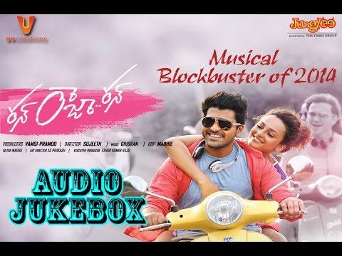 Run Raja Run Official Full Songs Juke Box   Sharwanand   Seerat Kapoor