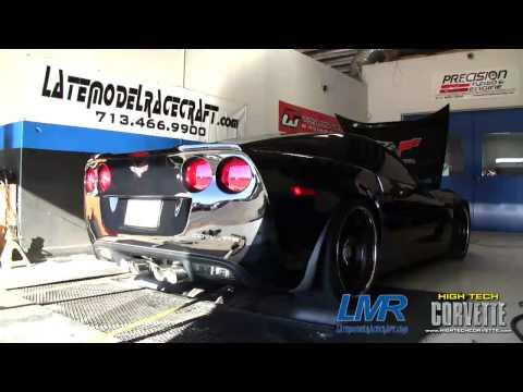 C6 Z06 Corvette