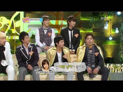 090413 Come To Play - Guest Super Junior 3/7