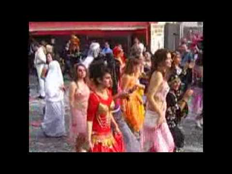 Limassol Carnival 2011