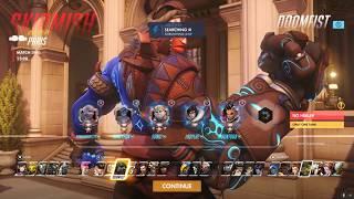 SinNoMore777 plays Overwatch - Moira's best game so far