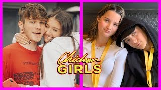 Chicken Girls ❤ Real Age and Life Partners 2019 - Star News
