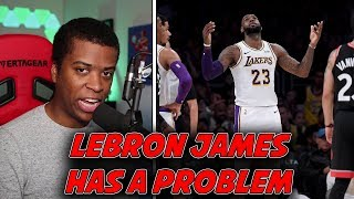 Why LeBron James Doesn't Play Defense Anymore, Karl Anthony Towns is Really Disappointing