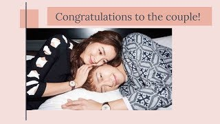 Kim Tae Hee And Rain Announce The Birth Of Their Second Daughter