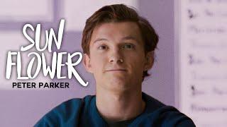 Peter Parker | sunflower