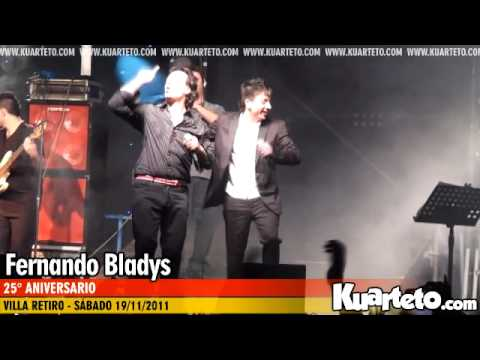 Fernando Bladys - 25° Aniversario - Villa Retiro