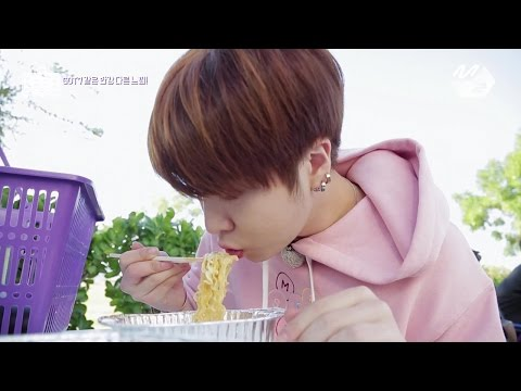 [GOT7's Hard Carry] Must do thing at Han River: Eating instant Ramyeon Ep.4 Part 13