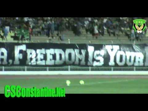 CSConstantine - Celta De Vigo : Reportage complet