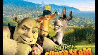Shrek Superslam track 20 (Trophy Room)