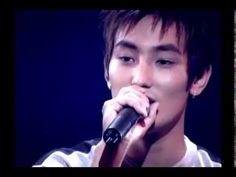 020824.강타(Kangta).1st Concert 'Pine Tree' 中 고백