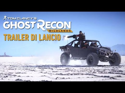Tom Clancy's Ghost Recon Wildlands, il trailer