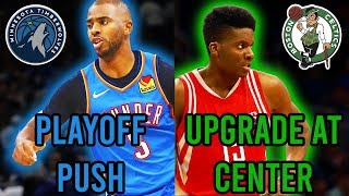 Why These NBA Teams Could Make Some HUGE Trades This Season