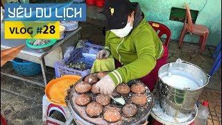 YÊU DU LỊCH #28: 24h ăn gì ở Nha Trang? | Yêu Máy Bay