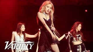Blackpink performs at Coachella, making history for K-pop
