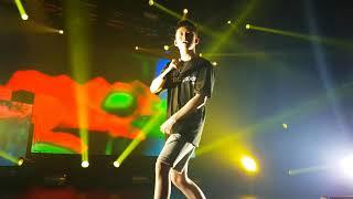 Glow Like Dat - Rich Brian (Live in Melbourne) 22/05/2018