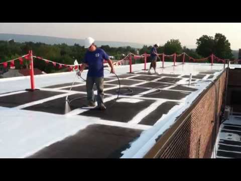 Protecall Fluid Applied Cool Roof Coatings
