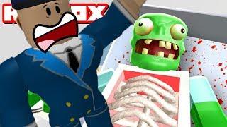 THOÁT KHỎI BỆNH VIÊN THÂY MA (Roblox Escape The Zombie Hospital Obby)