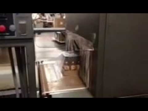 Bundling and Shrink Wrapping - Packaging Plant