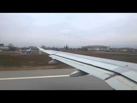 Samsung Galaxy Note 2 Camera Test - излитане от летище София