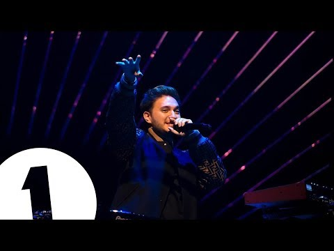 Jonas Blue feat. Jack & Jack - Rise (Radio 1's Teen Awards 2018)