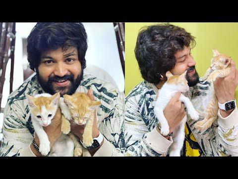 Bigg Boss star Sohel enjoys with his cute pets, viral pics