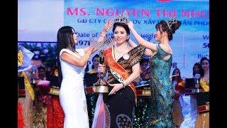 Hoa hậu DN Nguyễn Thị Nhung cầm đầu đường dây mua bán hóa đơn hàng nghìn tỷ