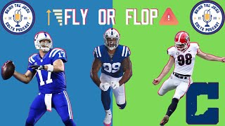 Indianapolis Colts Fly and Flop: New Acquisitions Edition