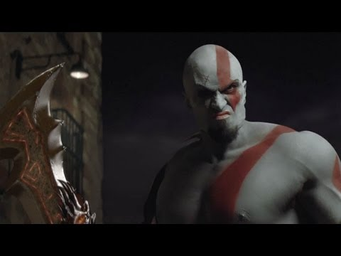 PlayStation All-Stars Battle Royale 'Live Action Trailer' [1080p] TRUE-HD QUALITY