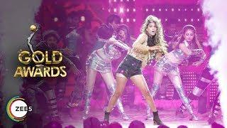 Nia Sharma's Sensuous Dance on Tareefan    EXCLUSIVE Sneak Peek   ZEE Gold Awards 2018