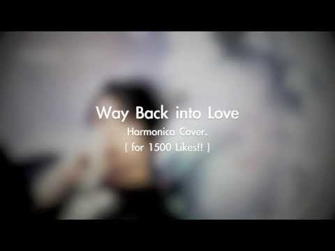 {口琴李讓} Jang Li's Harmonica & Ukulele Cover『Way Back into Love』Music and Lyrics/K歌情人──李讓口琴與烏克麗麗演奏