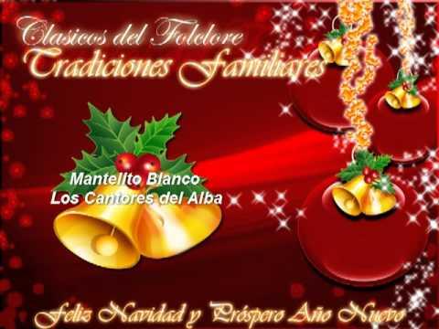 Mantelito Blanco - Los Cantores del Alba (Clasicos del Folclore)