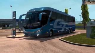 ETS2 1 30 2 6S RODONITCHO VOLVO BUS MOD - RODONITCHO MODS