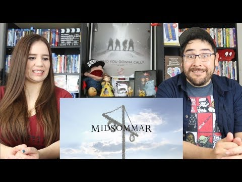 Midsommar - Official Trailer Reaction / Review