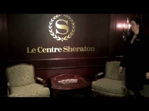 AirTrona Le Centre Sheraton Montreal Video Commercial Ozone Laundry Testimonial