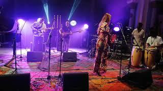 Kokoroko Feat. Yasmine Azaiez - Abusey Junction // We out here (Live)