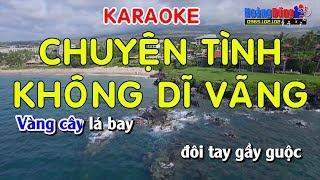 Chuyện Tình Không Dĩ Vãng Karaoke Nhạc Sống - Chuyen tinh khong di vang karaoke nhac song