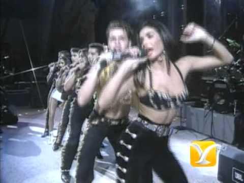 Garibaldi, Bailables, Festival de Viña 1993