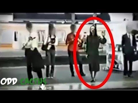 五個火車站拍攝到的恐怖靈異影片