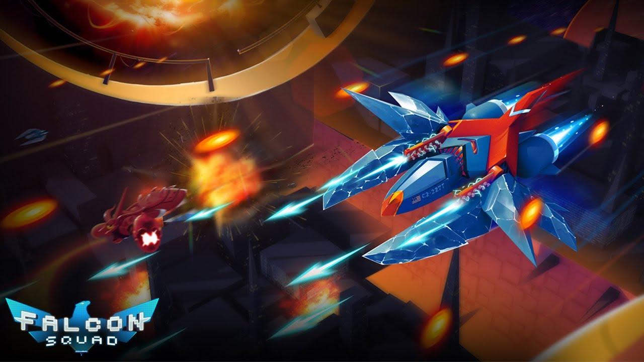 Играй Эскадрилья — свободный шутер На ПК 2