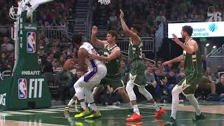 Ben Simmons | Highlights vs Milwaukee Bucks (3.17.19)