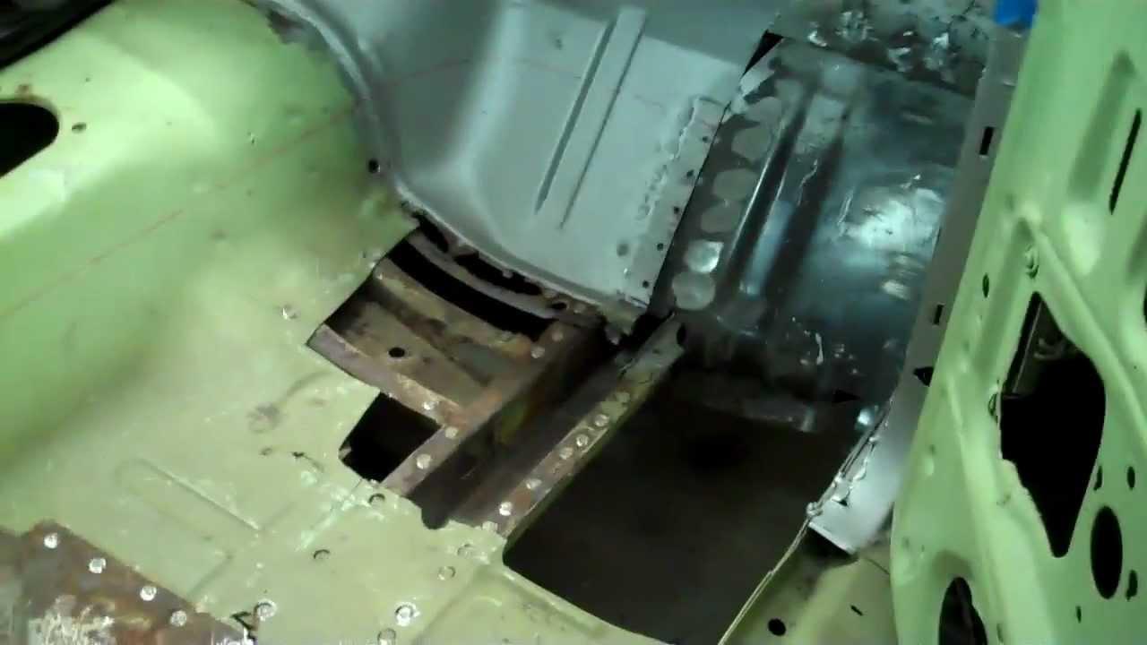 Floor Pan Replacement Tips 1 Youtube