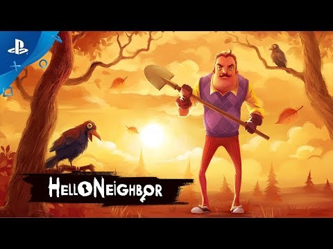 Hello Neighbor Game | PS4 - PlayStation