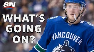 What Is Going On With The Vancouver Canucks? w/ Mark Spector | The Jeff Blair Show