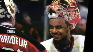 Ottawa Senators pay tribute to Ray Emery