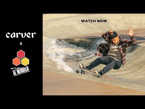 Video CARVER Surfskate C7 CI HAPPY 30.75