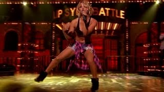 Kaley Cuoco opens eyes with 'Lip Sync' performance